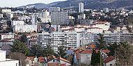 Vue d'ensemble de Saint-Étienne