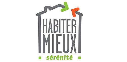 Logo maison Habiter Mieux sérénité
