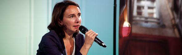 Intervention de Blanche Guillemot aux Ateliers de l'ANAH