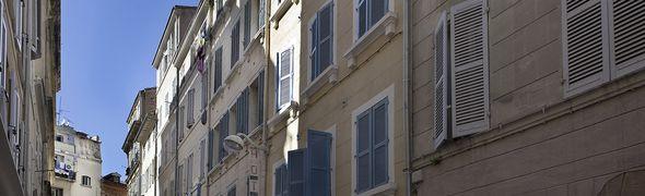 Marseille : exemple d'une réalisation rendue possible grâce aux aides de l'Anah