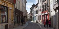 Rue du centre-bourg de Joinville