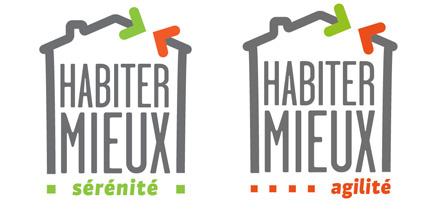 Logo dispositif Habiter Mieux sérénité et agilité